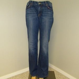 Lucky Brand Classic Rider Boot Cut Jeans (Sz12/31)